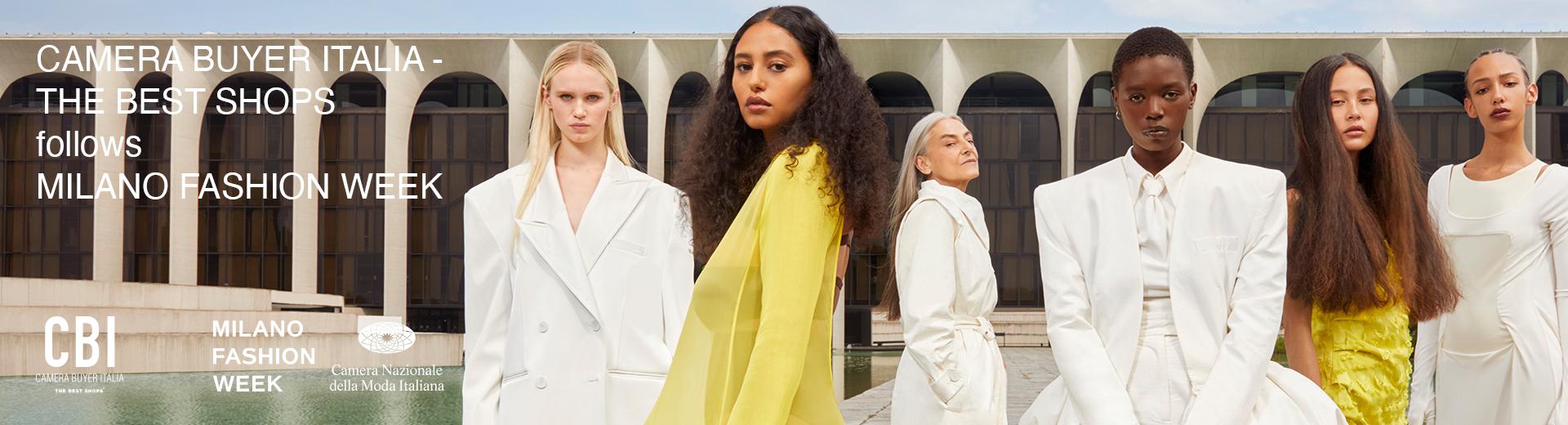 camera buyer milano fashion week